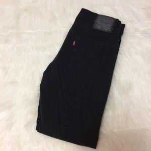 Levi's 541 Black Like New 30 x 32 Straight